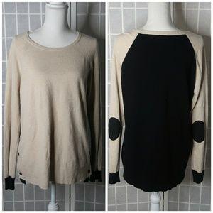 [J Crew] 2 Toned sweater